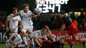 Saracens players help to tackle head injuries