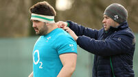 Dai Young: Premiership move won't harm Marty Moore's Ireland career