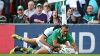 VIDEO: Simon Zebo joins list of Munster faithful