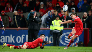 Ian Keatley vows to overcome kicking frustrations