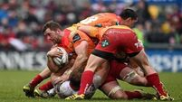 Ulster pay price for error-strewn effort