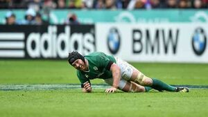 Sean O'Brien and Dave Kearney to miss England trip