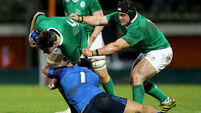France U20s break Irish resistance