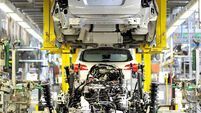 Monthly rebound for eurozone industry