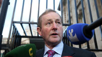 Enda Kenny's successor and Sinn Féinare top of the agenda at Fine Gael meeting