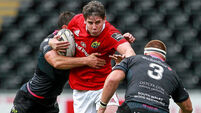 Brian Walsh searches for consistency as Munster bid to close gap on Connacht