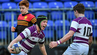 Classy Clongowes cruise into Schools' Cup semis
