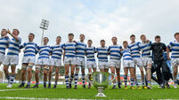 Blackrock secure four in a row