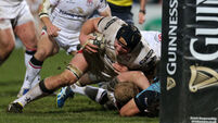 Ulster grind way to top of Pro12