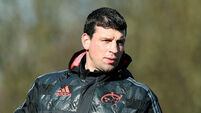Denis Leamy urges Munster to aim high and go for Henry or White