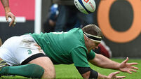 Pressure on for Ireland's Six Nations daunting test against England