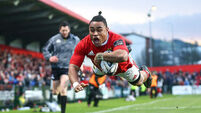 Costly slip for Munster