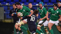 Ragged display but Ireland U20s sign off with third victory