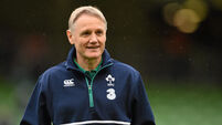 Joe Schmidt promises game-time for 'new' faces