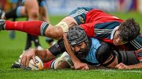 Scotland add muscle for physical France test