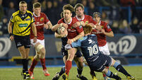 Deadly Cardiff Blues open up Munster