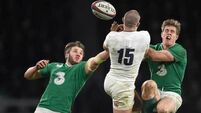Stuart McCloskey quickly gets in tune with Ireland team-mates