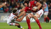 Mark Chisholm blow adds to Munster injury woes as Tyler Bleyendaal improves
