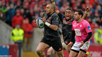 Munster v Stade Francais - European Rugby Champions Cup Pool 4 Round 5