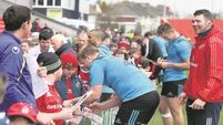 Munster take nothing for granted against Zebre