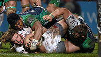 Ulster stop slump with hard-fought win over Connacht
