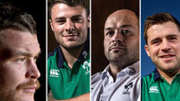 Ireland skipper Rory Best leads players' awards shortlist