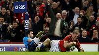 Sergio Parisse soul-searching as Wales rout Italy