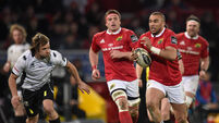 Munster crush Zebre to keep play-off hopes alive