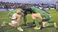 Nerveless Connacht stand firm against Leinster to stay top