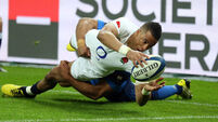 'Endless potential' for Grand Slam-winning England