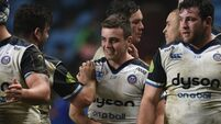Wasps v Bath Rugby - European Champions Cup - Pool Five - Ricoh Arena