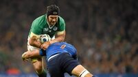 Contrite Sean O'Brien to miss clash with Argentina