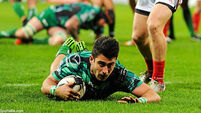WATCH: Heroic Connacht pounce on Munster's failings