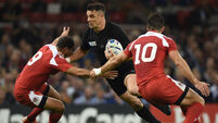 Dan Carter's moment in the real deal