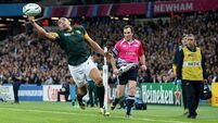 Bronze for South Africa but record escapes Bryan Habana