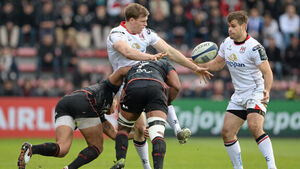 Rory Best says 'tweaks' bearing fruit for Ulster