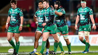 Connacht bolster squad as they hand senior contracts to academy trio