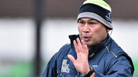 Pragmatic Pat Lam adjusts as depleted Connacht brace for Newcastle Falcons battle