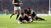 All Blacks ready to rise to another challenge, declares Beauden Barrett
