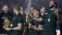 Hail and farewell to the captains and the kings of the Rugby World Cup