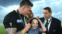 'We're just ordinary people who can play rugby reasonably well', says New Zealand coach Steve Hansen