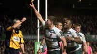 Leicester Tigers quick to roar in European Champions Cup