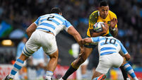 VIDEO: Argentina fall as Australia close on miracle finale