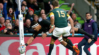 VIDEO: All Blacks blend sublime skill with steel