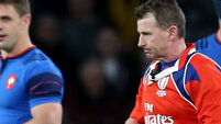 Nigel Owens 'humbled' to officiate RWC final