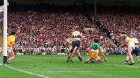 Taaffe schooled in Galway but Clare to the core