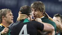 It has to be brain over brawn for Ireland against South Africa