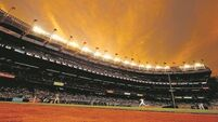 An evening at one of sport's great theatres - Yankee Stadium