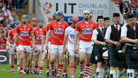 Dónal Óg Cusack was shouting: 'We are Cork, boy, we are Cork'