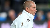 English RFU won't rush into Stuart Lancaster replacement